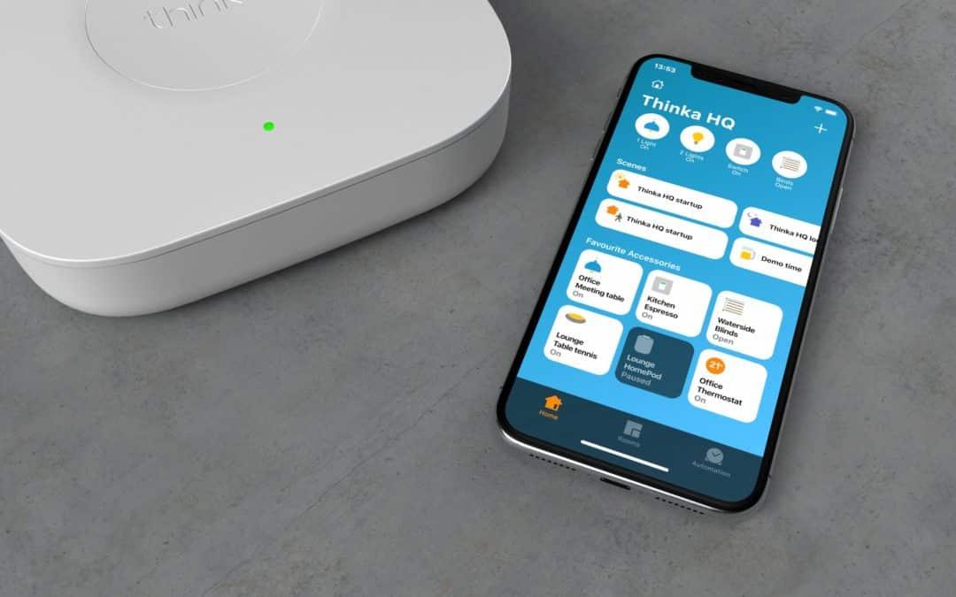 Thinka Z-Wave integriert mehr als 3.300 Geräte in HomeKit