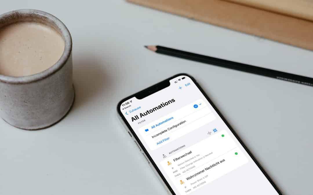 Controller für HomeKit: App-Update zeigt leere Szenen und kaputte Automationen