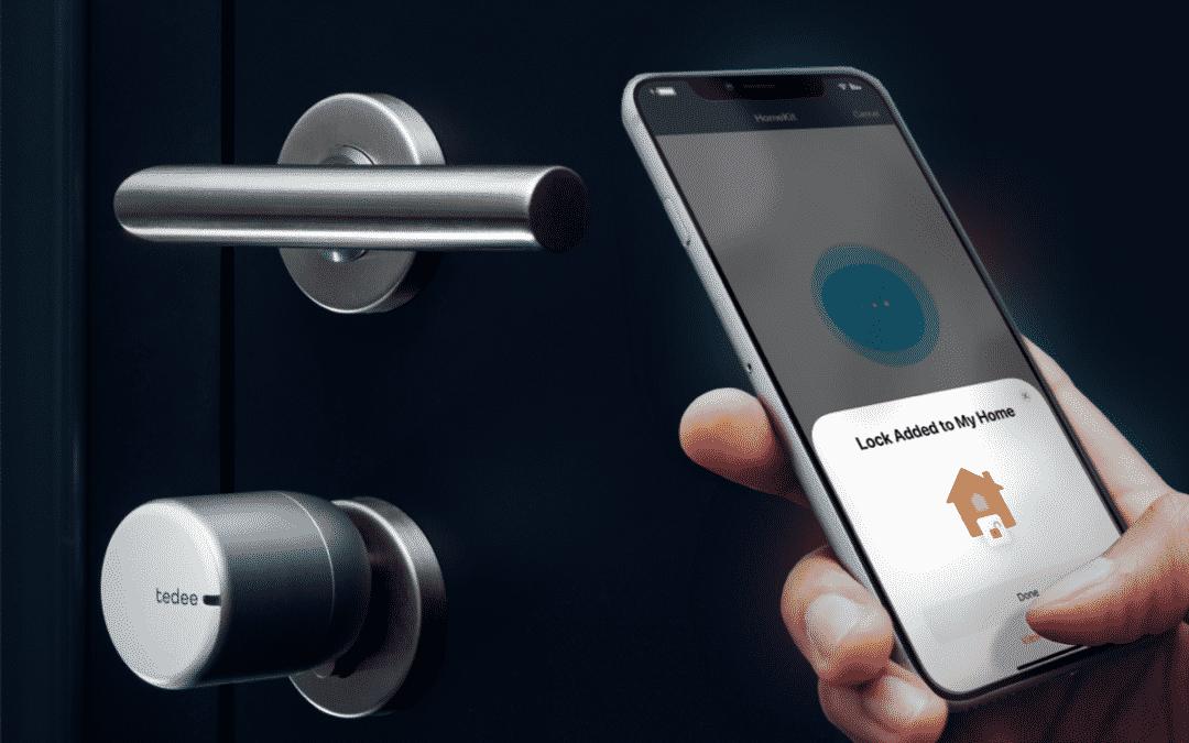tedee: Neue Firmware mit HomeKit-Integration steht bereit