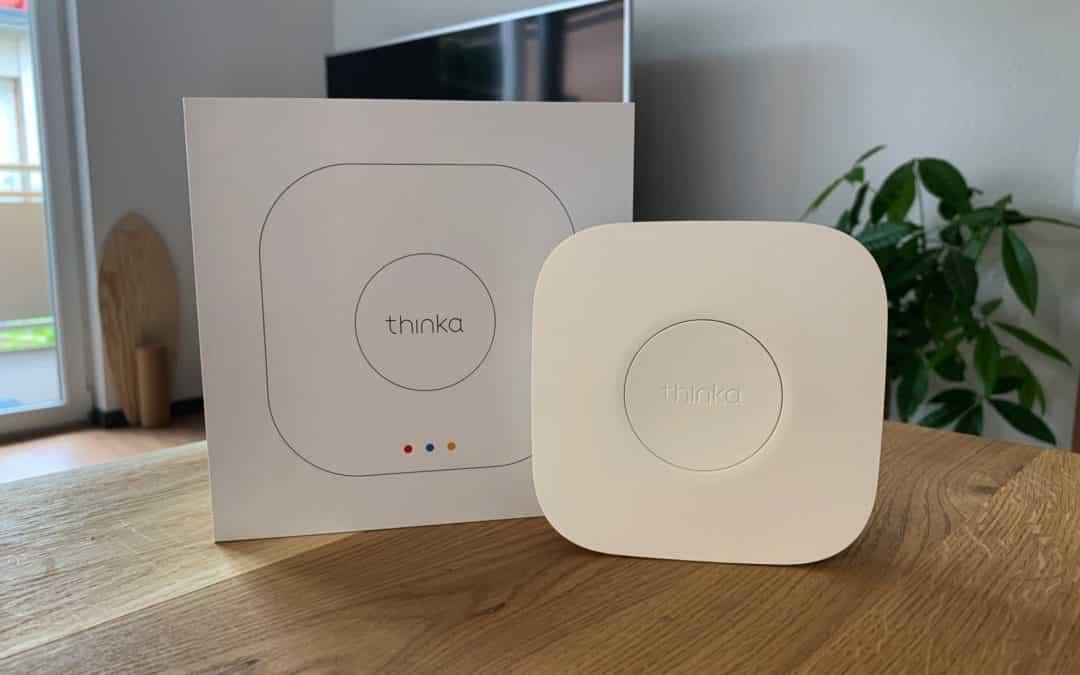Thinka Z-Wave: Das kann der vielversprechende HomeKit-Hub für über 3.300 Geräte
